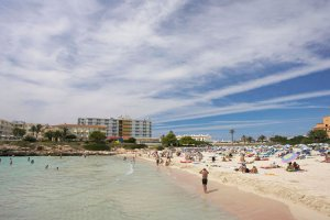 Platja de Cala'n Bosch no-movil